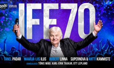 Ivo Linna juubelikontserdid – IFF70 KURESSAARES