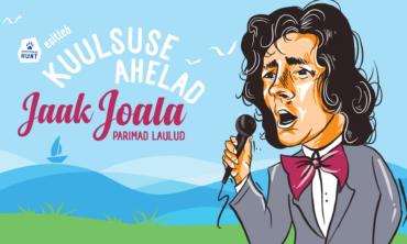 KUULSUSE AHELAD – Jaak Joala parimad laulud KASEPÄÄL
