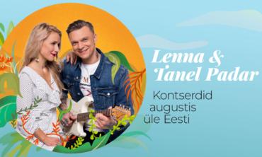 """Lenna & Tanel Padar – """"Kas nii siis jääbki…"""" – LUKE MÕISAS"""