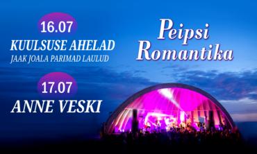 Peipsi Romantika – Anne Veski KASEPÄÄL