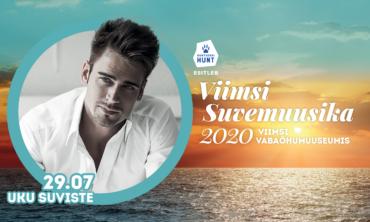 Viimsi Suvemuusika 2020 – Uku Suviste – Mis on armastus
